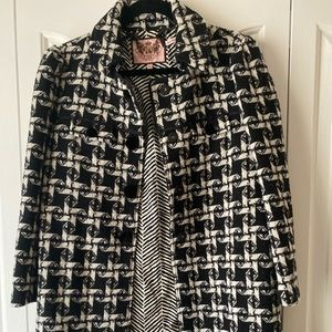 Like New Juicy Couture Pea Coat